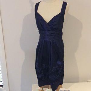Sweetest midnight blue dress ever